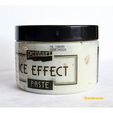 Моделирующая паста, Эффект льда, 150мл, Pentart