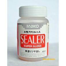 Лак универсальный, глянцевый, Sealer, 100 мл, Padico