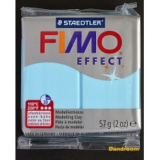 Пластика Effect, Аквамариновая пастельная, 57 г, Fimo