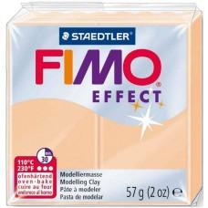 Пластика Effect, Персиковая пастельная, 57 г, Fimo