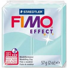 Пластика Effect, Мятная пастельная, 57 г, Fimo