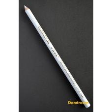 Карандаш маркировочный ALL, Белый, для стекла, фарфора, металла, Cretacolor
