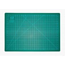 Коврик самовосстанавливающийся, А4 (300х220х3мм), зеленый, DAFA