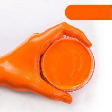 Аквагрим для лица и тела, Оранжевый, 30 г, Borrence