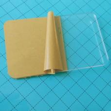 Блок акриловый для штампов, 15*10 см