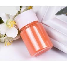 Перламутровый пигмент для эпоксидной смолы, Оранжевый (077), 20 г