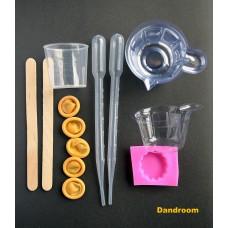 Набор инструментов для работы с эпоксидной смолой