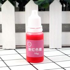 Краситель для эпоксидной смолы, Розовый, 10 г