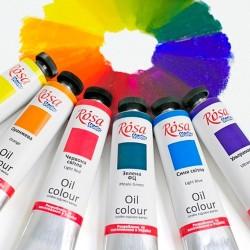 Краски, холсты, товары для живописи